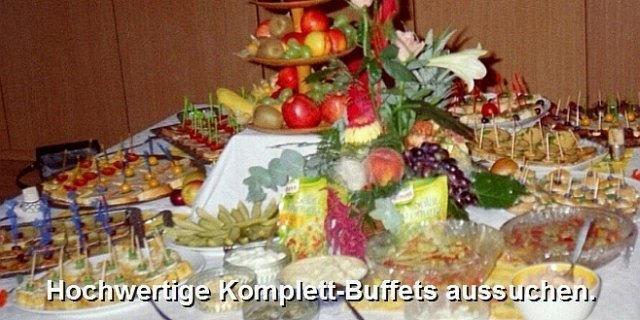 Komplett-Buffets
